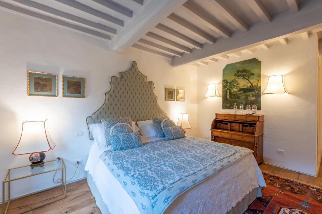 Letto A Castello Toscana.Country House Castello Di Meleto Gaiole In Chianti Italy