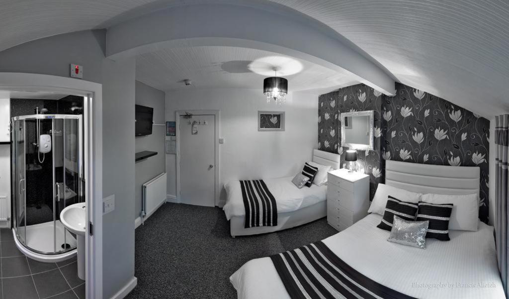 Ardern Hotel in Blackpool, Lancashire, England