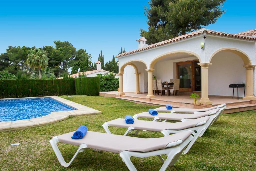 Villa Sonrisa (Spanje Jávea) - Booking.com