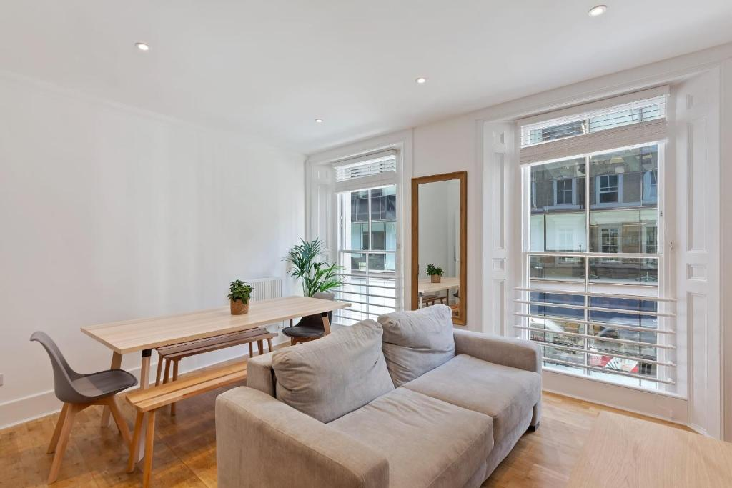 Stunning 1 Bed In The City, 4 Mins To Bank Station