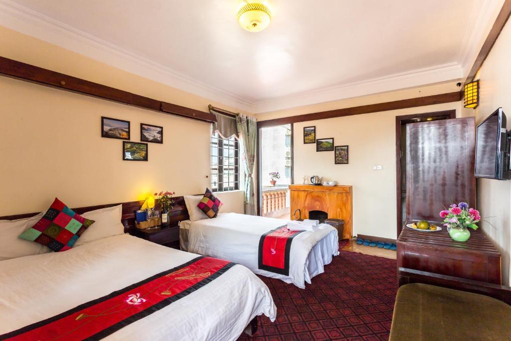 Auberge Dang Trung Hotel