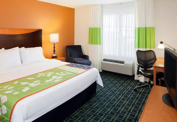 Fairfield Inn by Marriott Fayetteville I-95