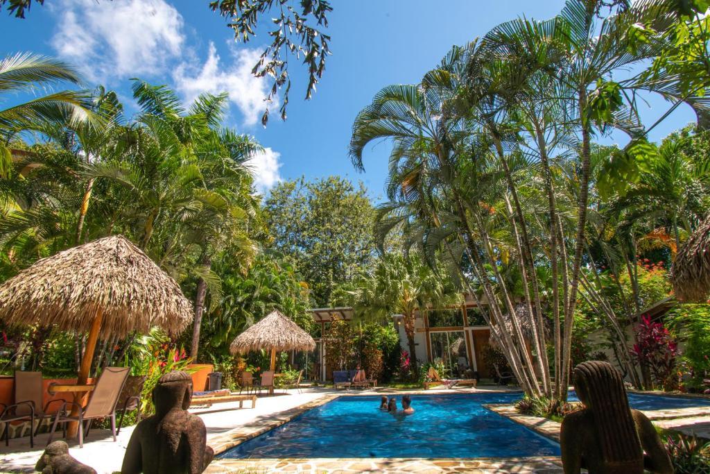 A piscina localizada em Fuego Lodge ou nos arredores