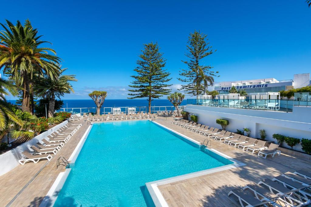 Hotel Best Semiramis (España Puerto de la Cruz) - Booking.com