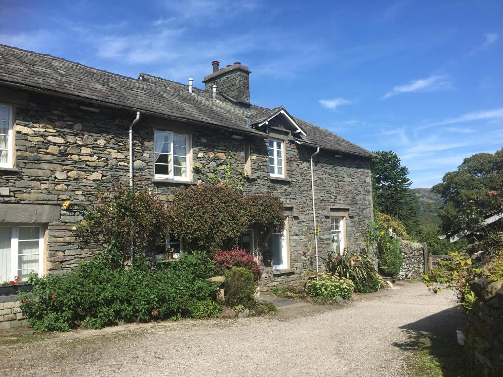 Elterwater Park Country Guest House in Elterwater, Cumbria, England