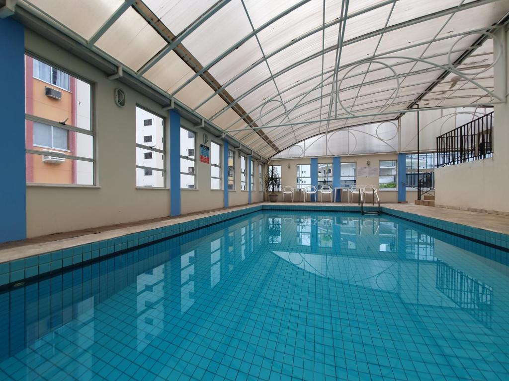 The swimming pool at or near Hotel Gumz