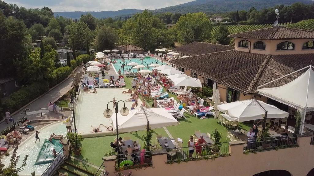 Villa Norcenni ApartHotel (Italië Figline Valdarno ...