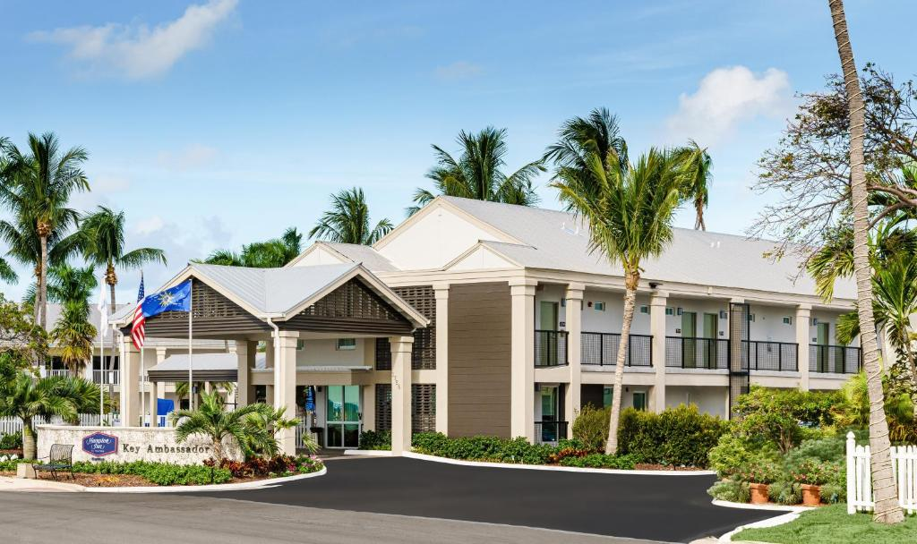 Hampton Inn Key West Fl Fl Booking Com