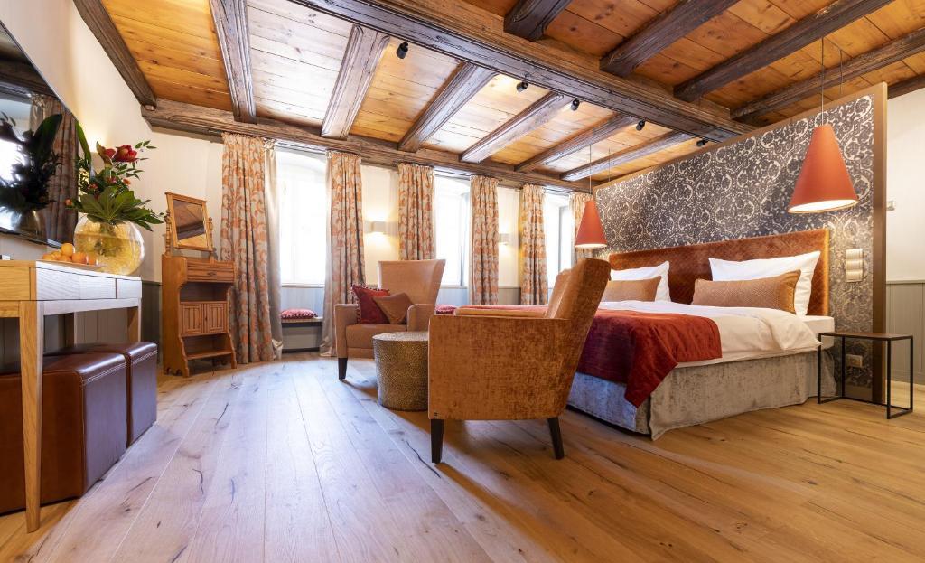 Romantik Hotel Markusturm Rothenburg Ob Der Tauber Prezzi
