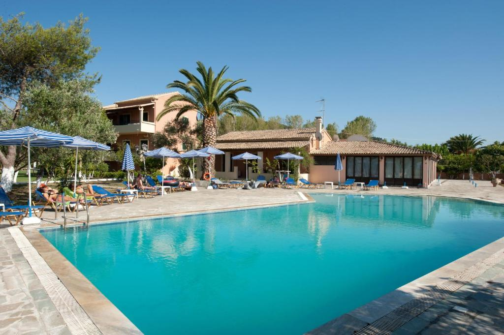 The swimming pool at or near Helena Apartments & Villas
