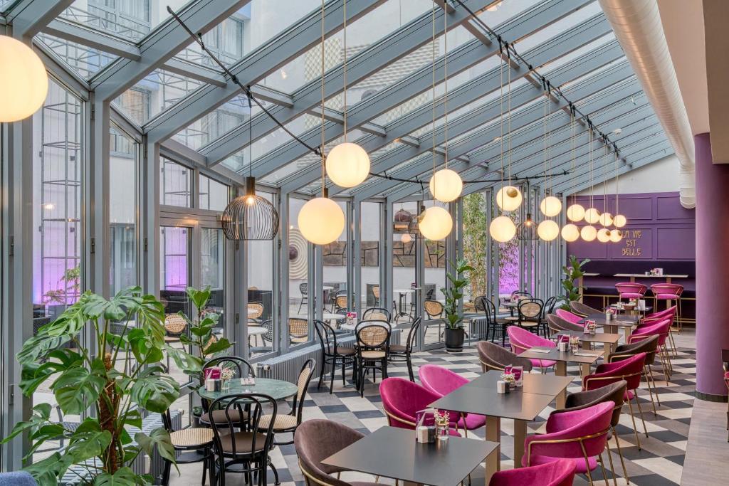 Ресторан / где поесть в Fourside Hotel Saarbrücken