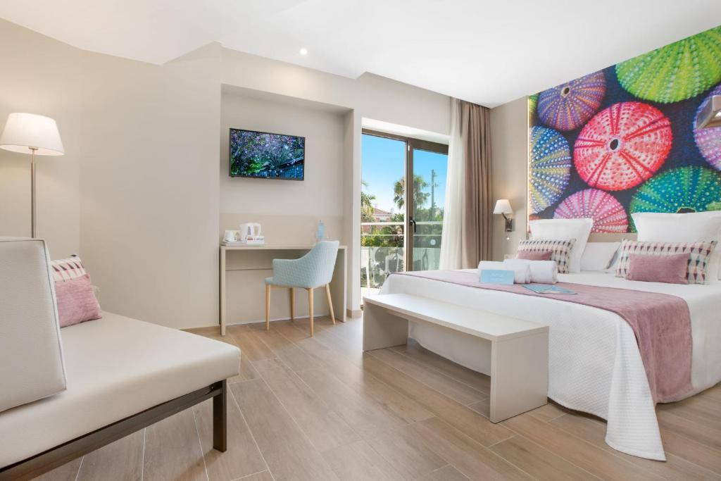 Sumus Hotel Stella Spa 4 Superior Pineda De Mar Spain