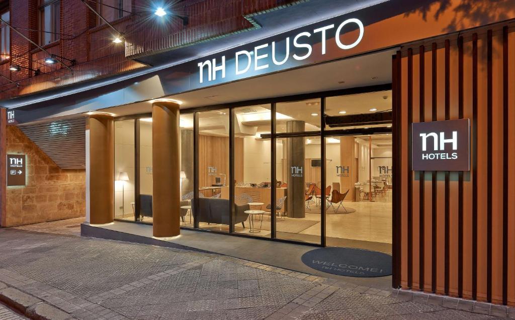 Hotel NH Bilbao Deusto (España Bilbao) - Booking.com