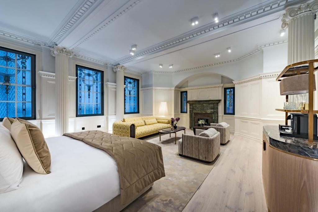 افضل فنادق مانشستر فندق ستوك اكستشانج