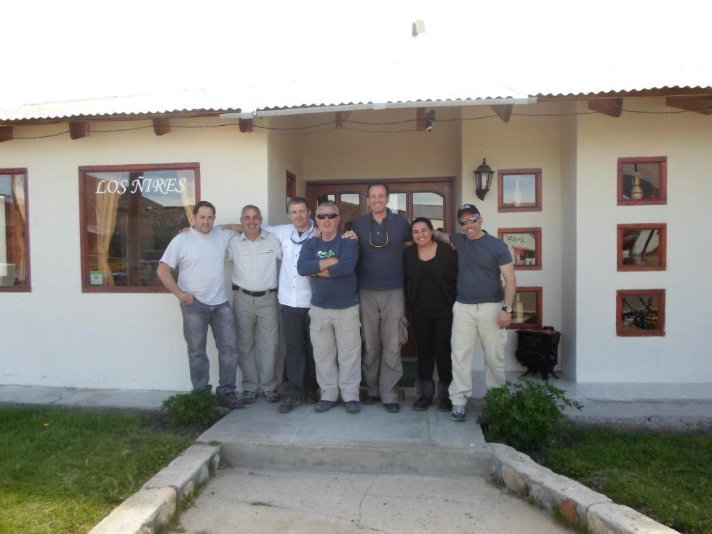 Hosteria Los Ñires