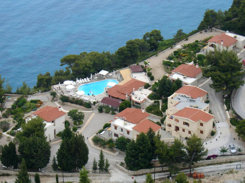 A bird's-eye view of Milia Bay Hotel Apartments