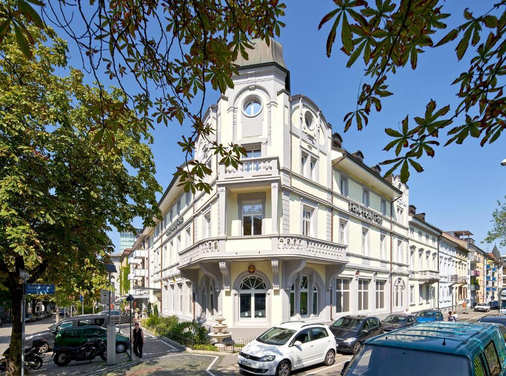 Park Hotel Post (Alemania Friburgo de Brisgovia) - Booking.com