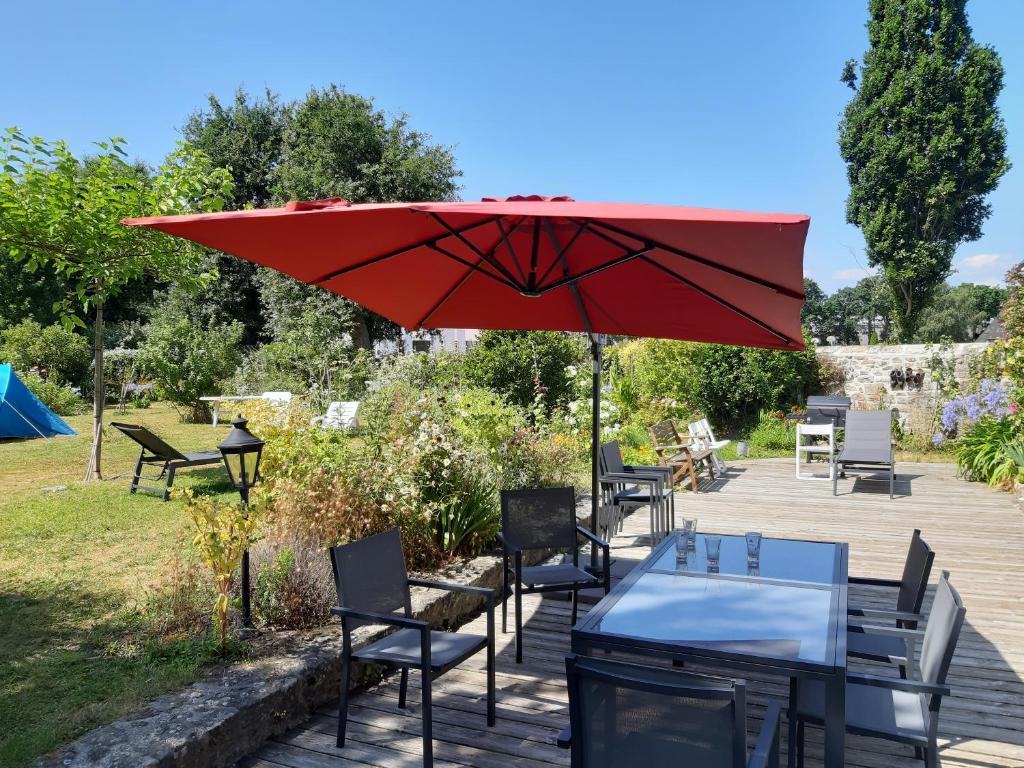 Ferienhaus Jolie maison sur grand jardin arboré (Frankreich ...