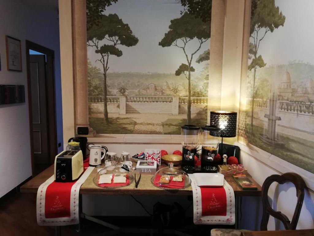 Bed And Breakfast Leonardo Rome Holidays Fiumicino Italy