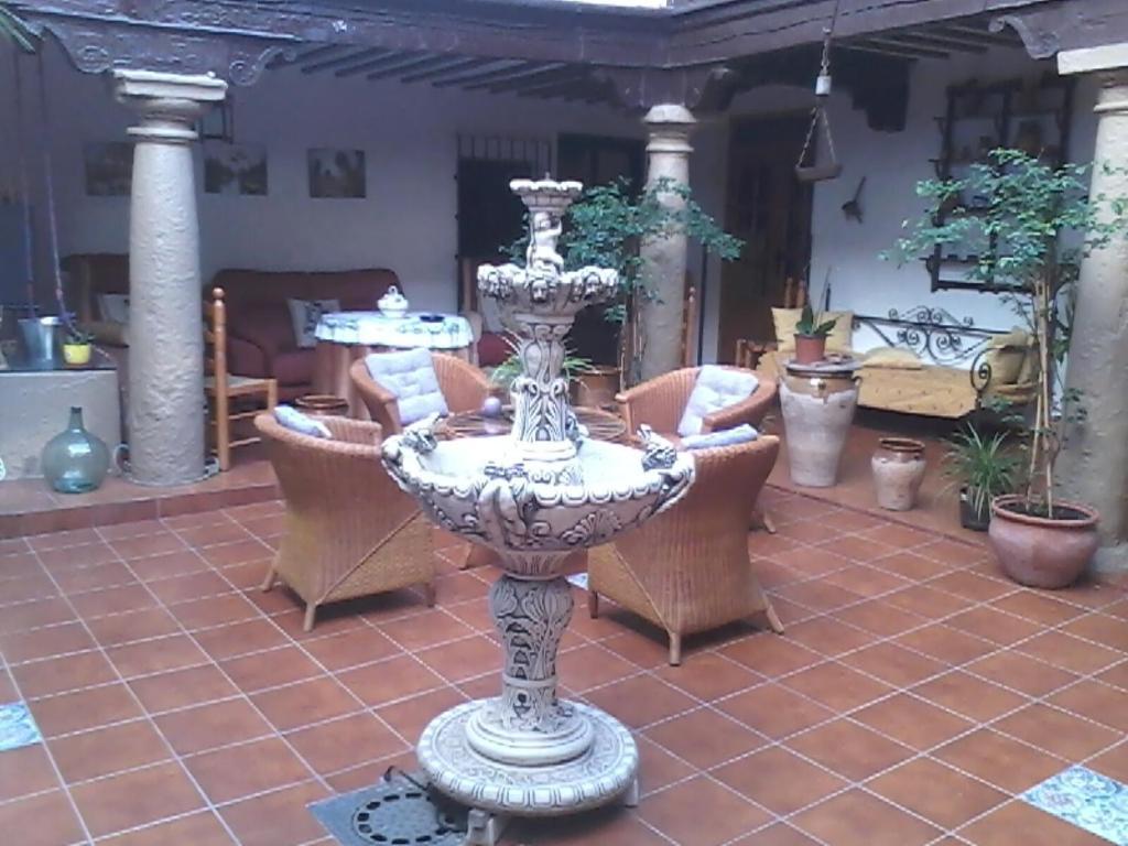 Un restaurante o sitio para comer en Los Girones Pacheco