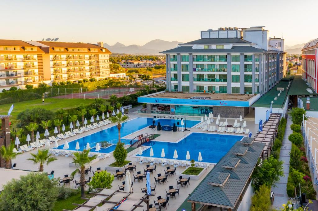 Hotellet Fun Sun Life Belek Tyrkiet Belek Booking Com