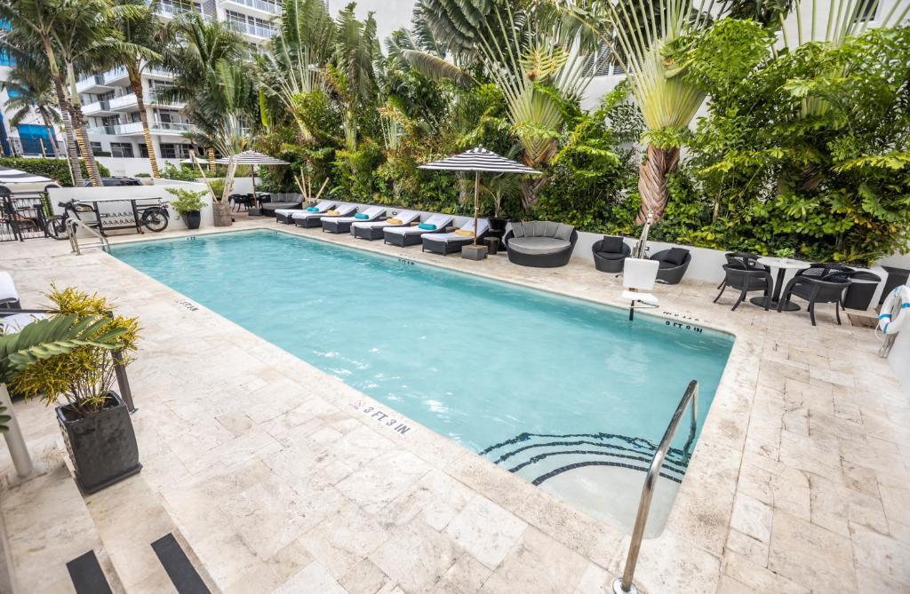 Hotel Croydon Miami Beach Fl