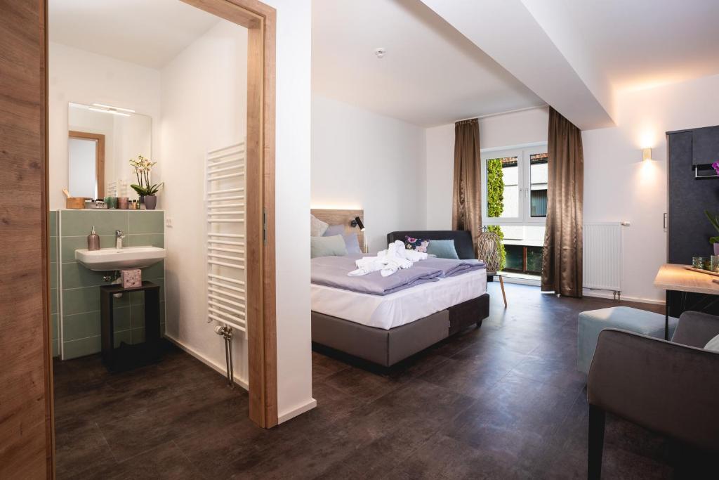 Drexel's Parkhotel am Schloss Krumbach, Mai 2020