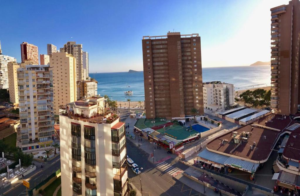 Apartment Rincon Area Next To The Beach Benidorm Opdaterede
