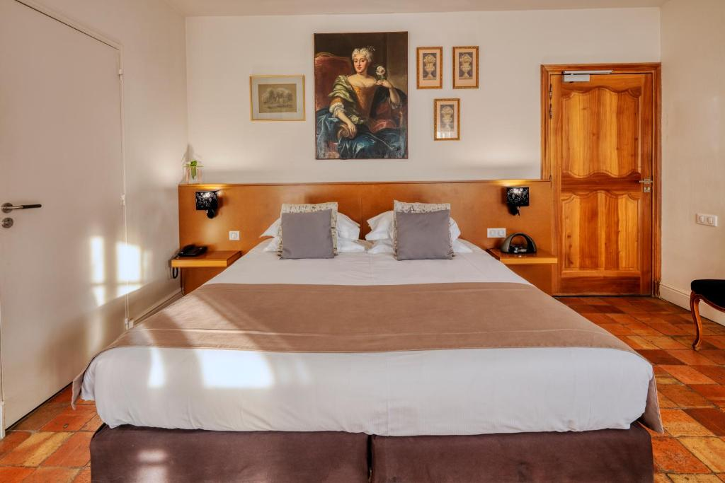 Beter Bed Slaapbank Driver.Hotel Chateau De La Pioline Frankrijk Aix En Provence Booking Com
