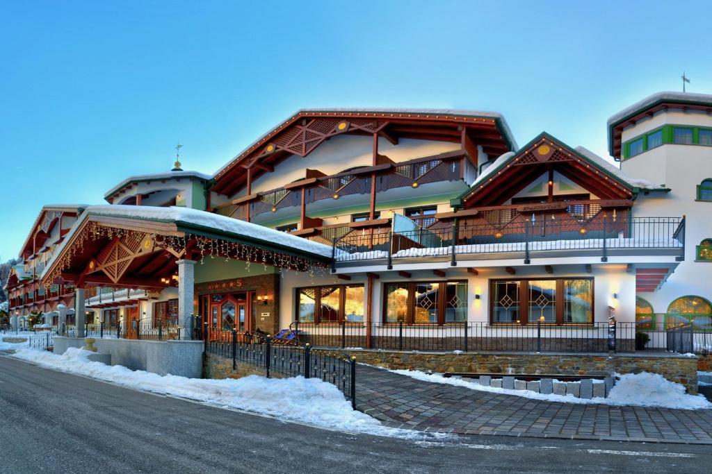 Kristiania Pure Nature Hotel & Spa durante l'inverno