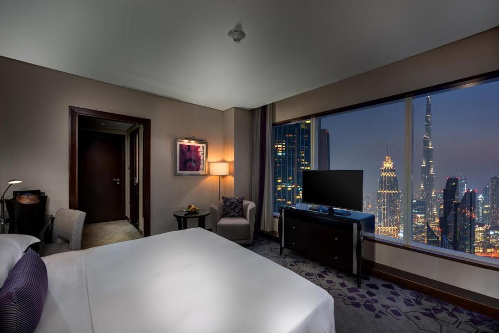 Hotel Rose Rayhaan Rotana Dubai Uae Booking Com