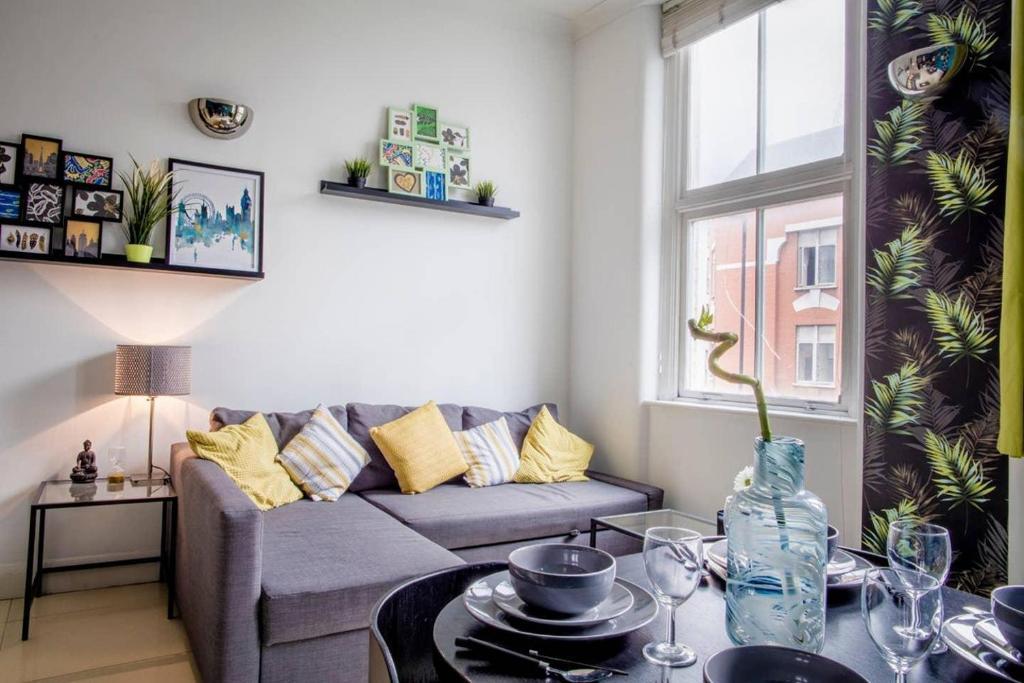 One Bedroom Flat @ Brick Lane & Liverpool St