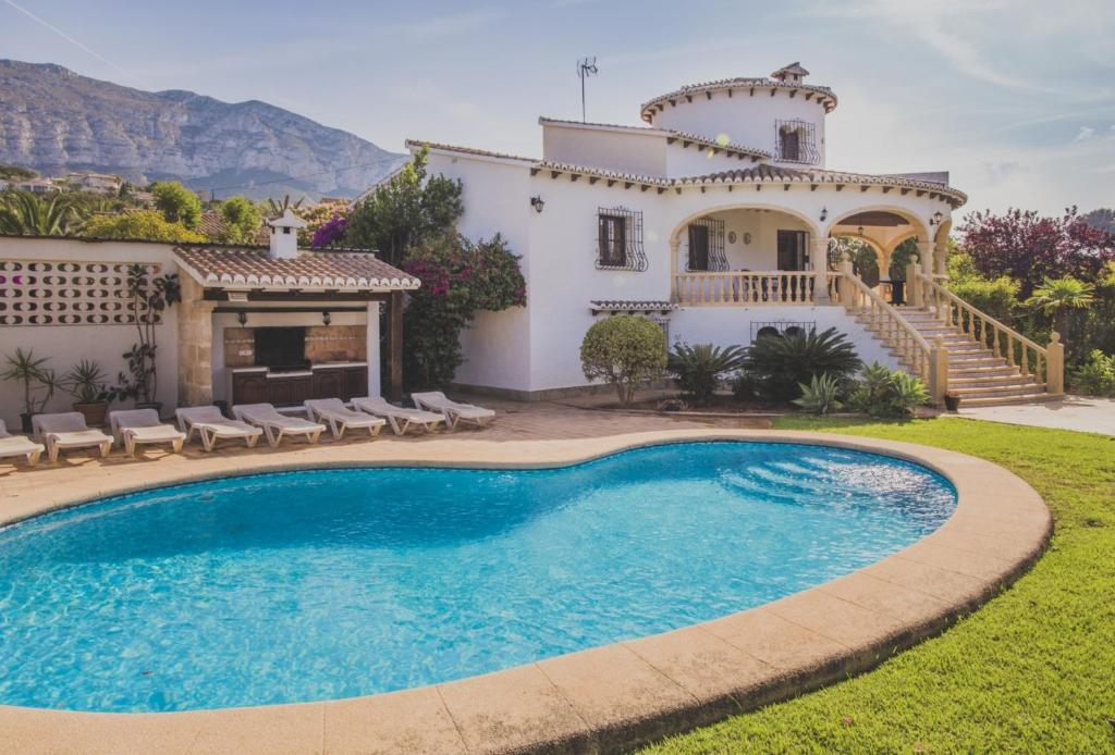 Villa Somni, Denia, Spain - Booking.com