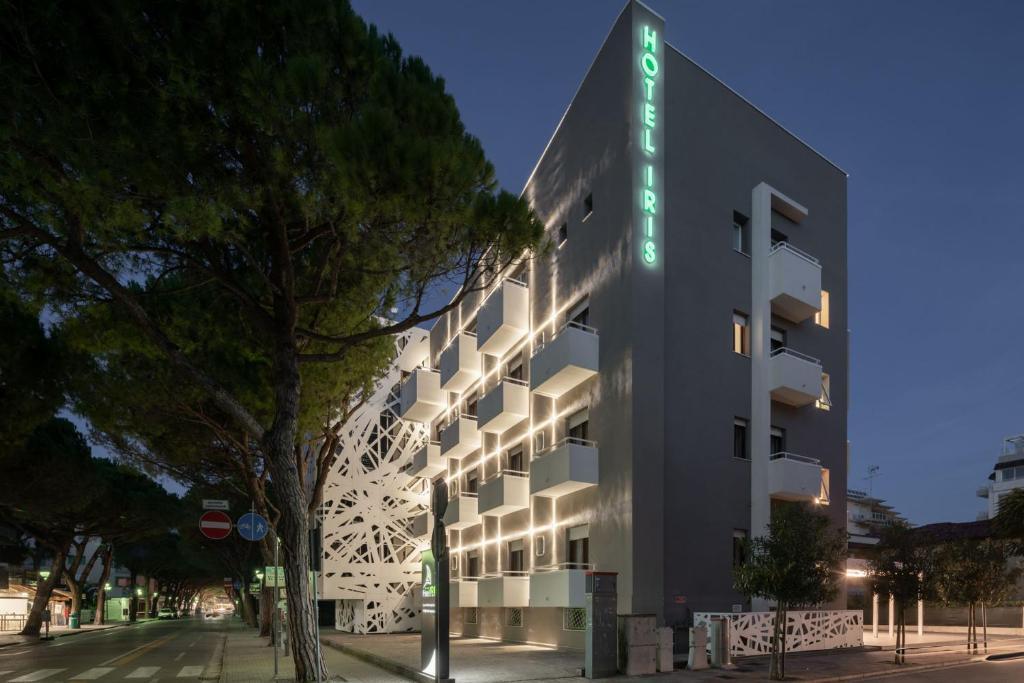Budova, kde se hotel nachází