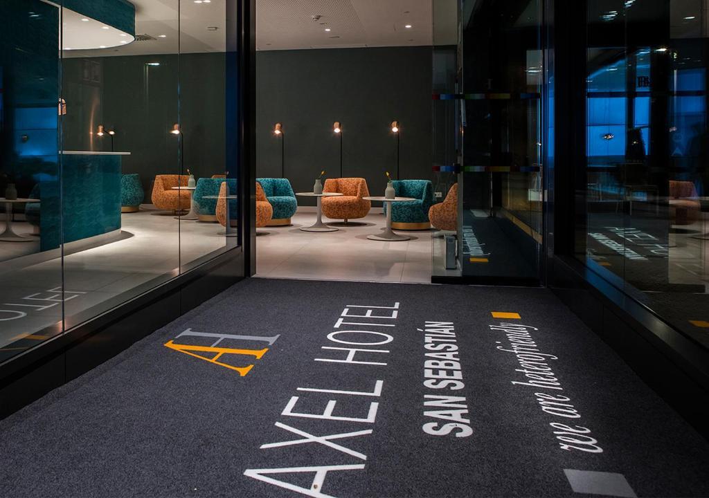 Axel Hotel San Sebastián - Adults Only (España San Sebastián ...
