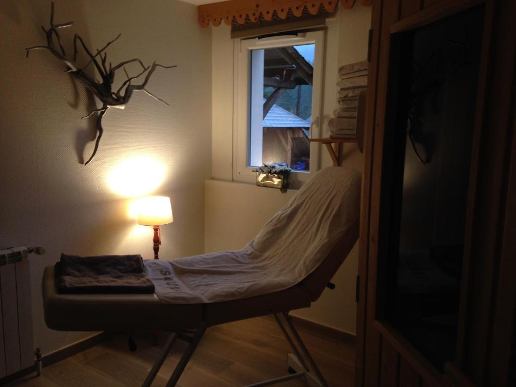 Chambres d'hôtes La Deviniere wellness et spa
