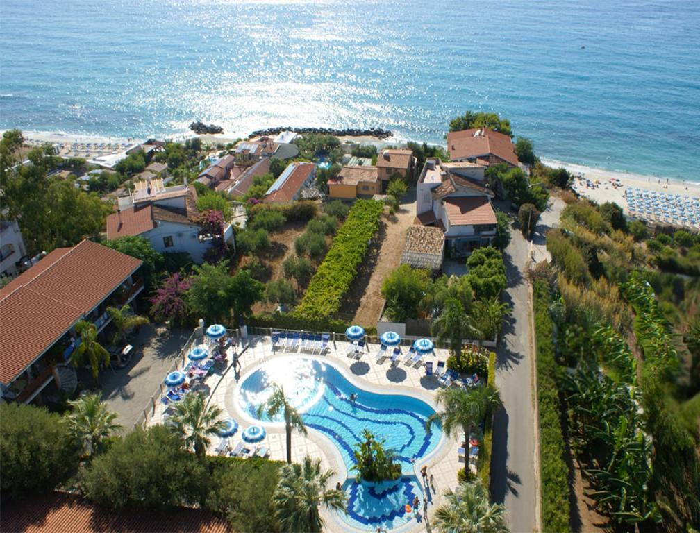 Hotel Resort Tonicello с высоты птичьего полета