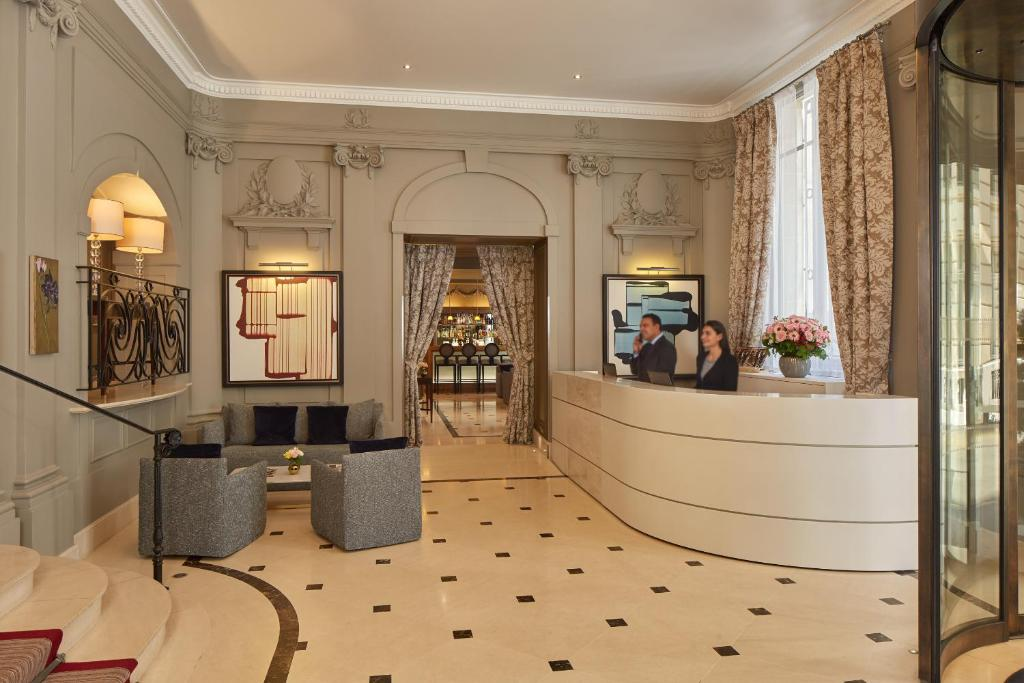 Majestic Hotel Spa Champs Elysees Paris Updated Na 2020 Prices