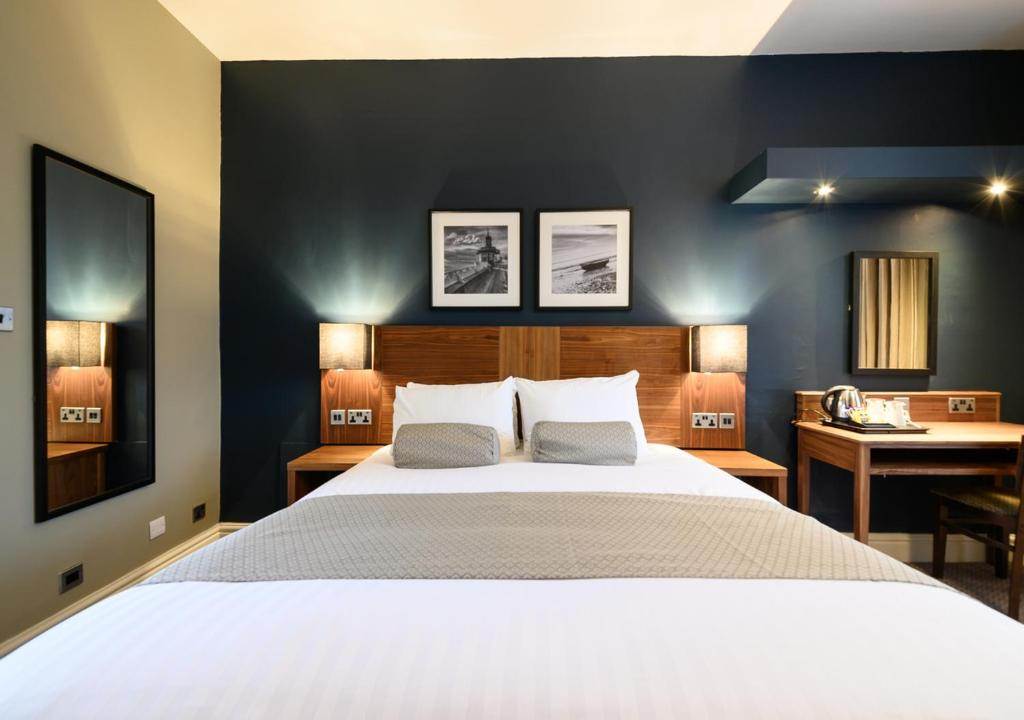 County Hotel in Lytham St Annes, Lancashire, England