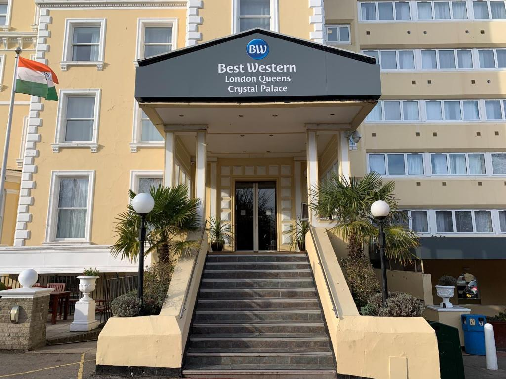 Best Western London Queens Crystal Palace I London Uppdaterade