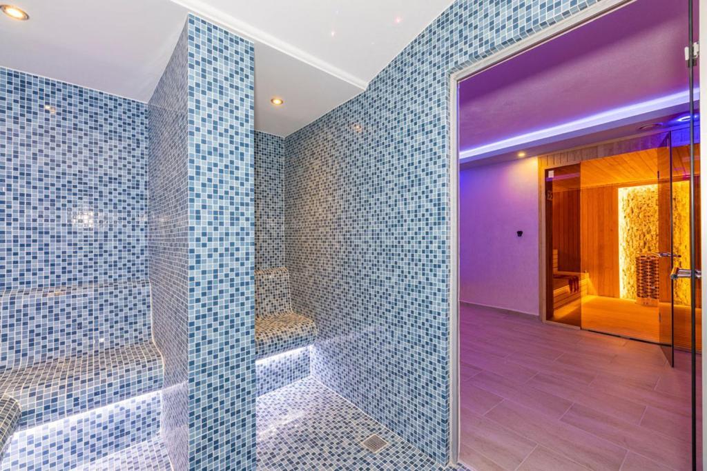 Ванная комната в Bekdas Hotel Deluxe & Spa