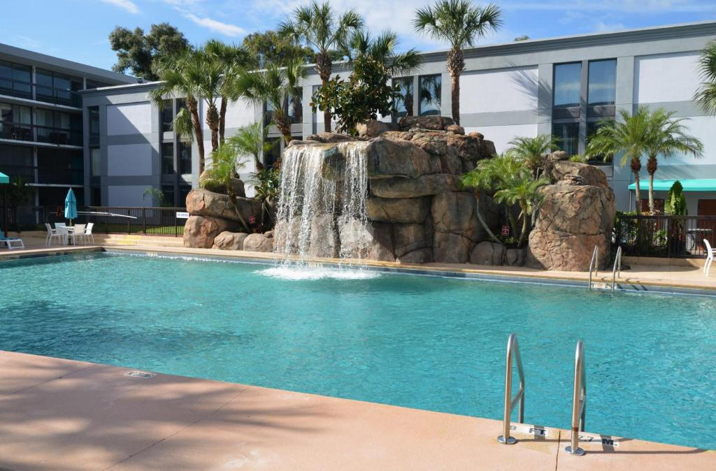 The swimming pool at or near Extended Stay of Altamonte Springs