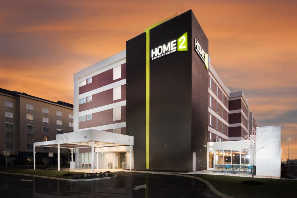 Home2Suites by Hilton Newark Airport.