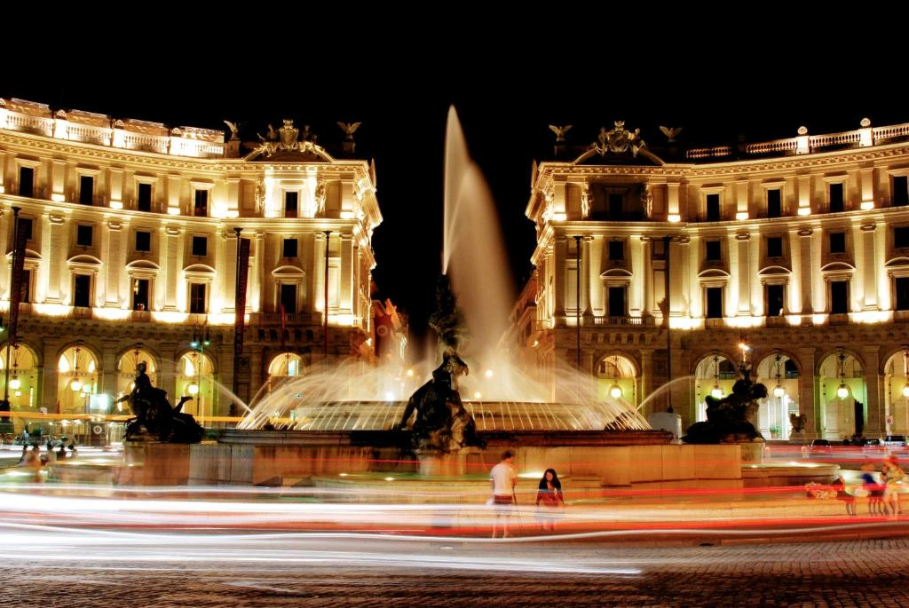 Guesthouse Boncompagni Suite Rome Italy Booking Com