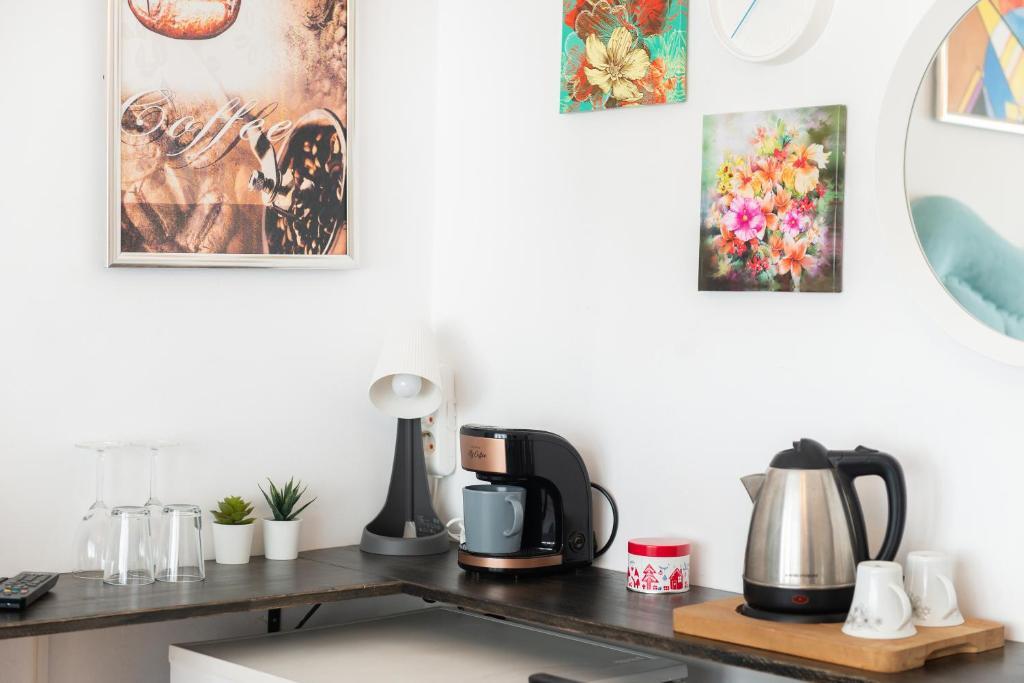 Принадлежности для чая и кофе в 3 Floor Oldcity