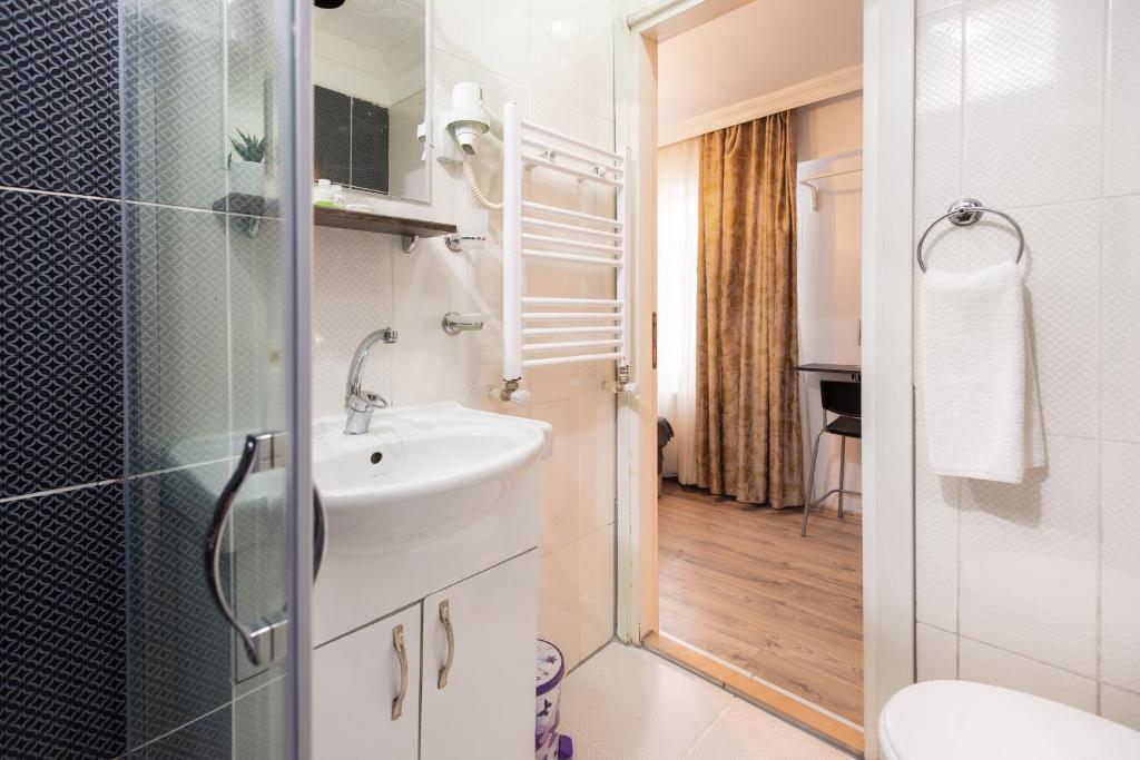 Ванная комната в 3 Floor Oldcity