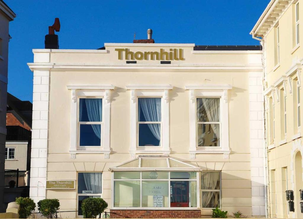 Thornhill Hotel in Teignmouth, Devon, England