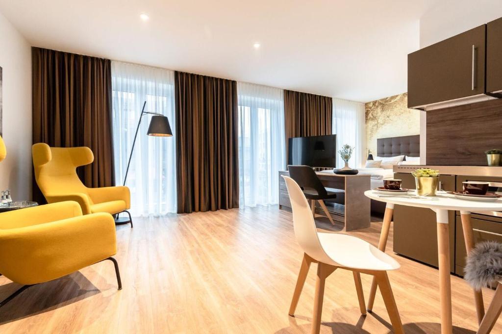 H23 Boardinghotel Stuttgart, Januar 2020