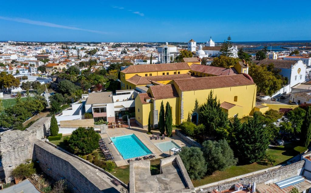 A bird's-eye view of Pousada Convento de Tavira