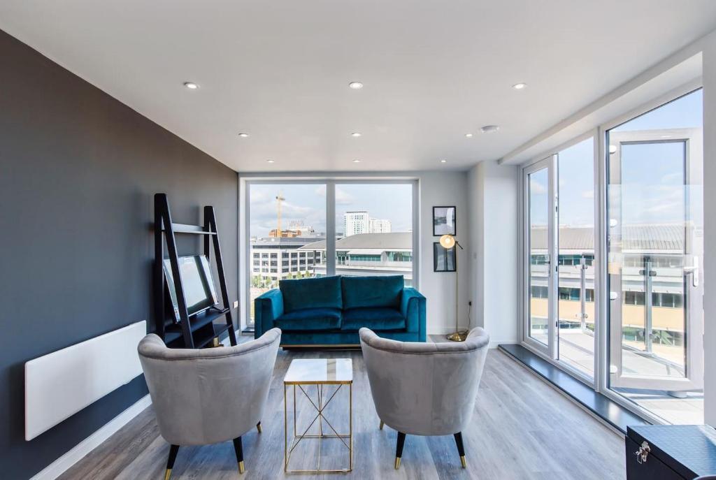 Cardiff Centre - Luxury Apartment